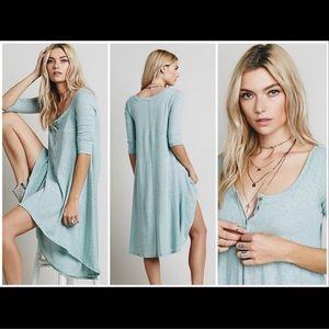 Free People Drippy Jersey Dress Size XS